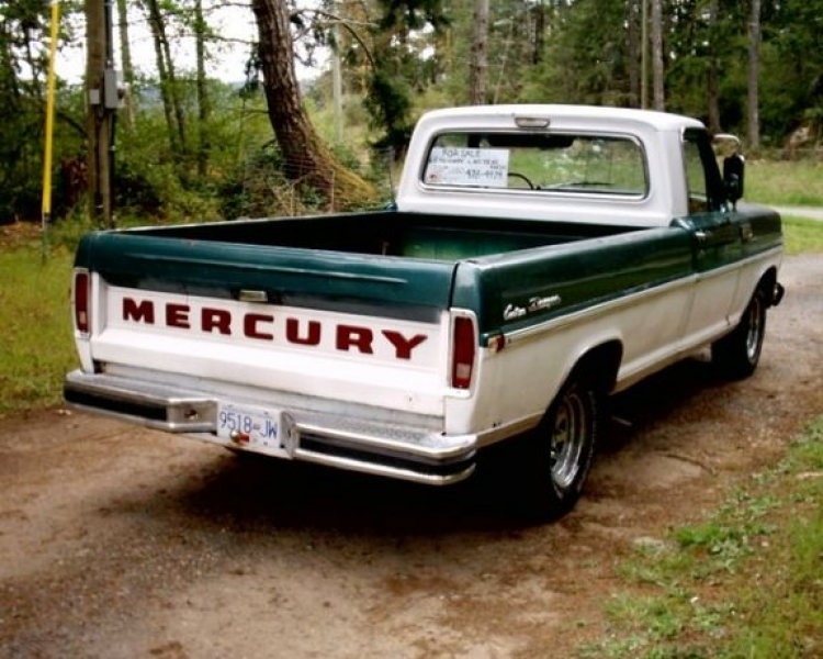 merctilldeath's 1968 Mercury M100 by merctilldeath / 3 photos