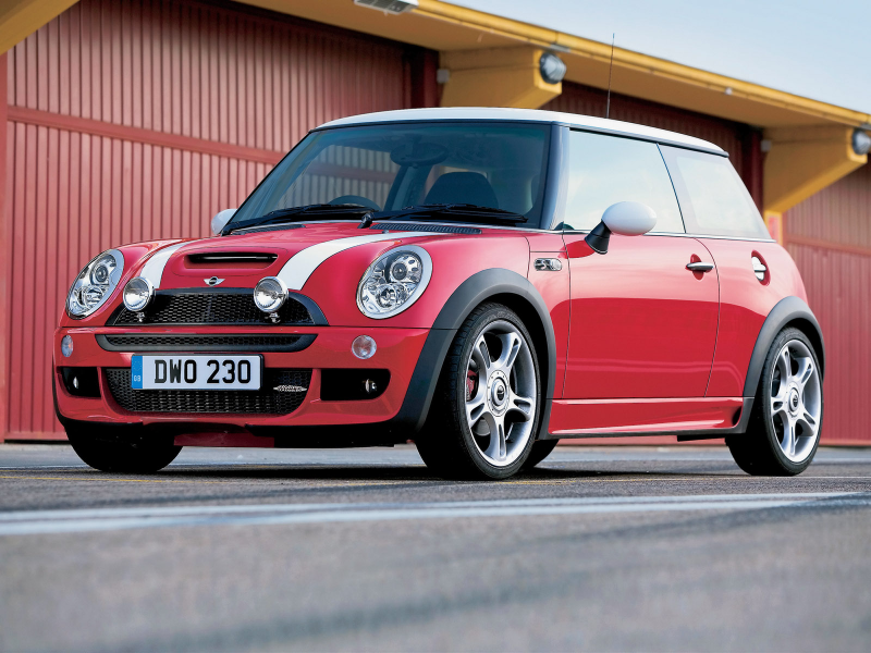 Wallpapers » Mini cooper Wallpapers