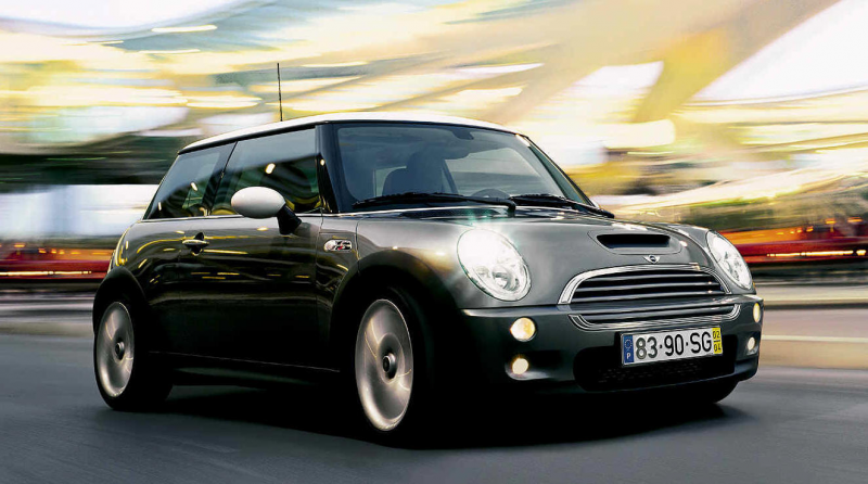 Mini Cooper sponsors deadly weather