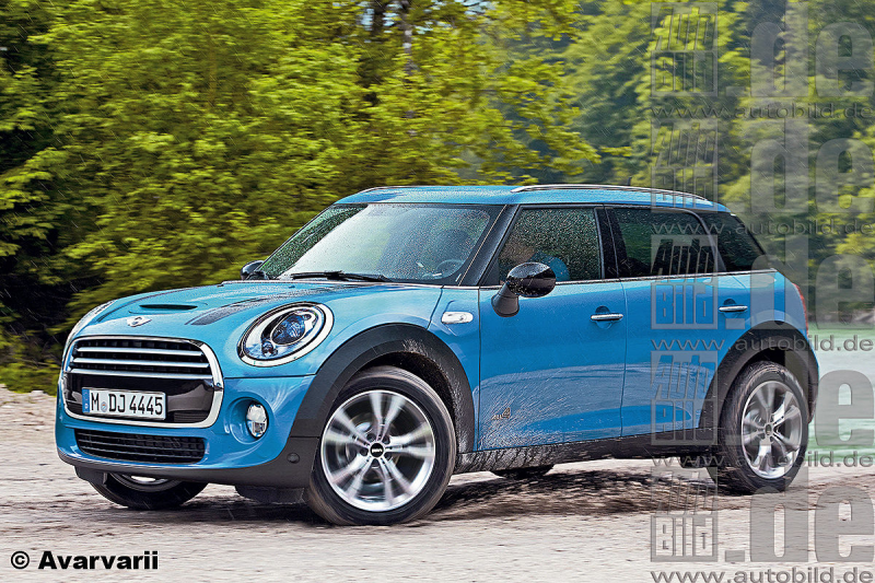 Re: 2016 - [Mini] Countryman II [F60]