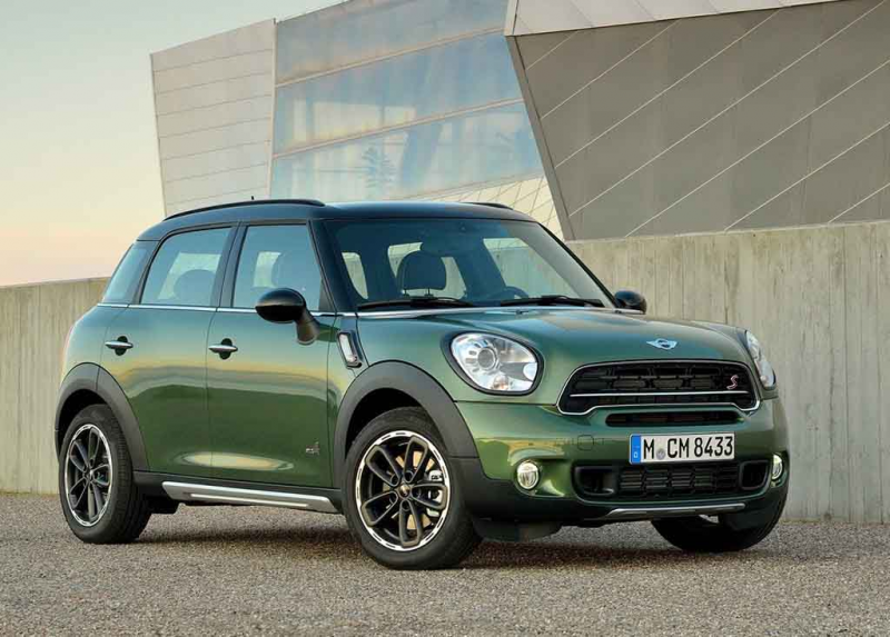 New 2016 Mini Countryman Changes, Release Date and Price
