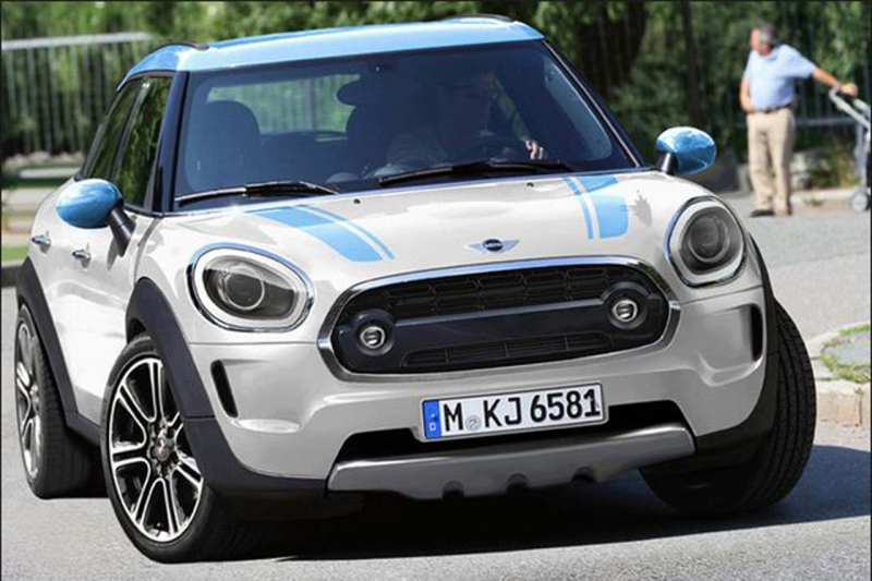 2015 Mini Cooper S Countryman Specs