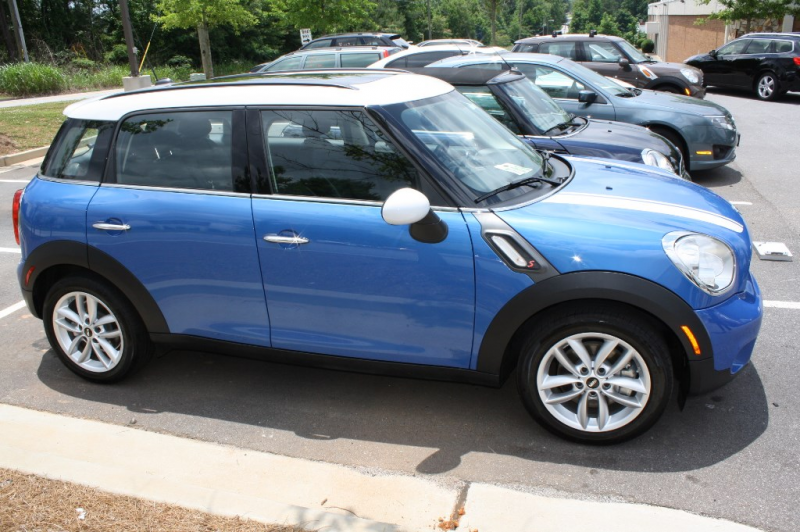 2012 Mini Cooper Countryman – Diminished Value