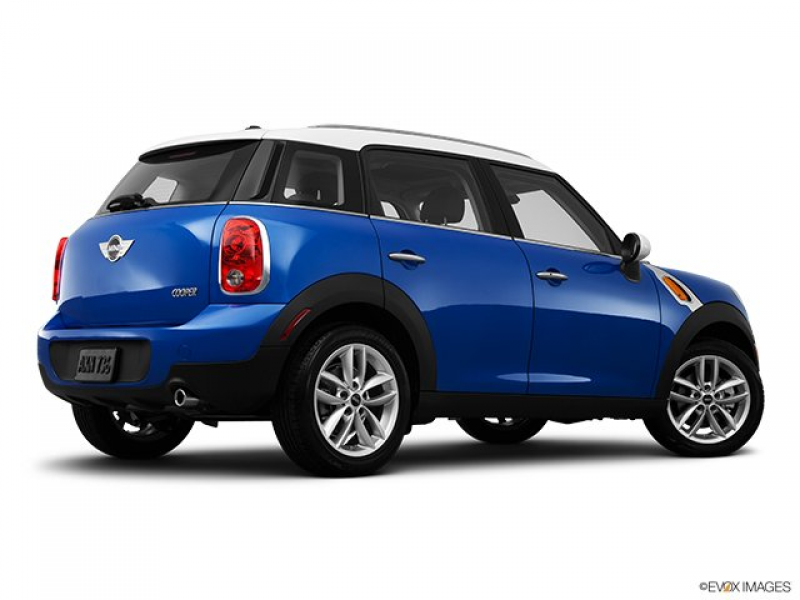 MINI - Cooper Countryman 2012 - Traction intégrale 4 portes S ALL4 ...