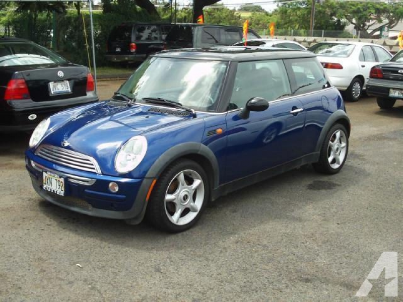 2002 MINI Cooper S for sale in Pearl City, Hawaii