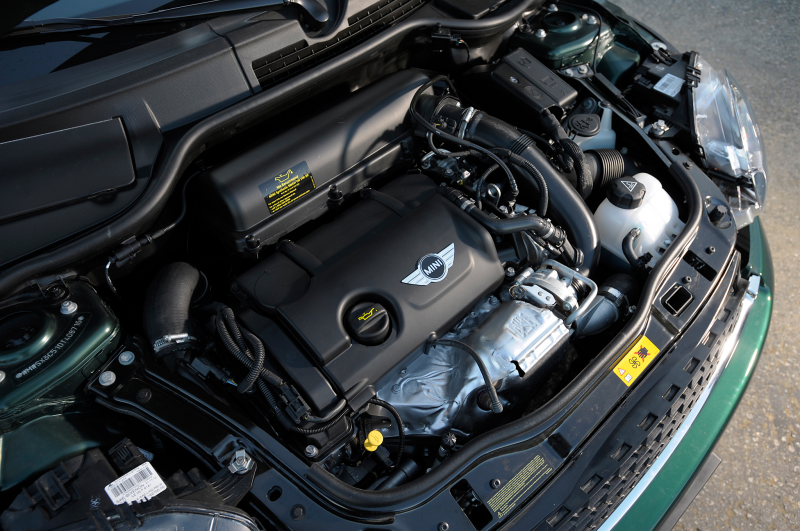 2013 Mini Cooper S Coupe Engine