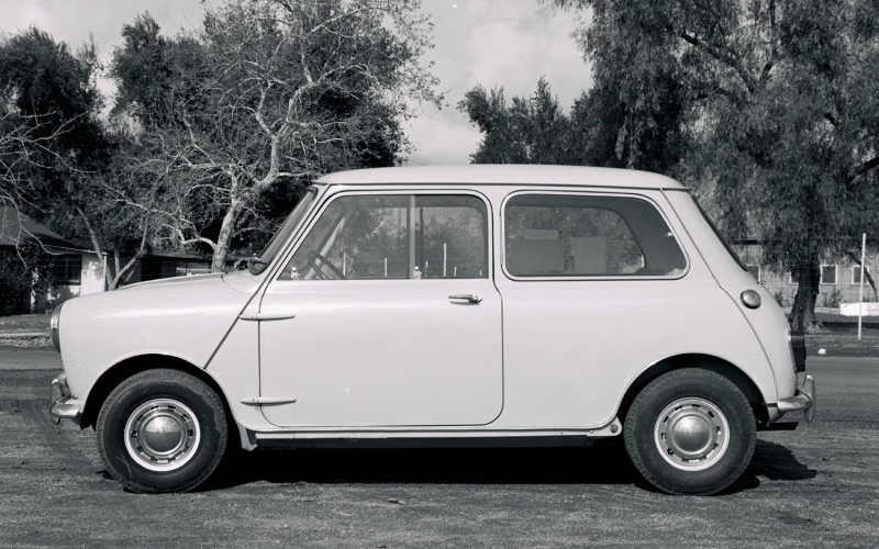 Original Mini Side View