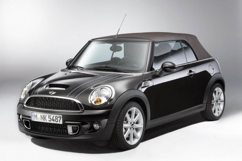 MINI Convertible Highgate Special Edition