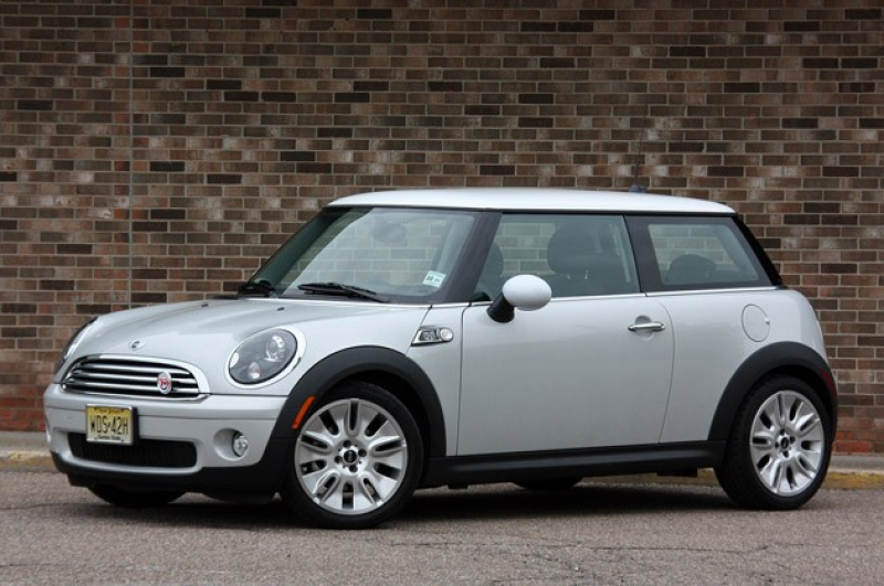 2010 Mini Cooper 50 Camden Edition - Click above for high-res image ...