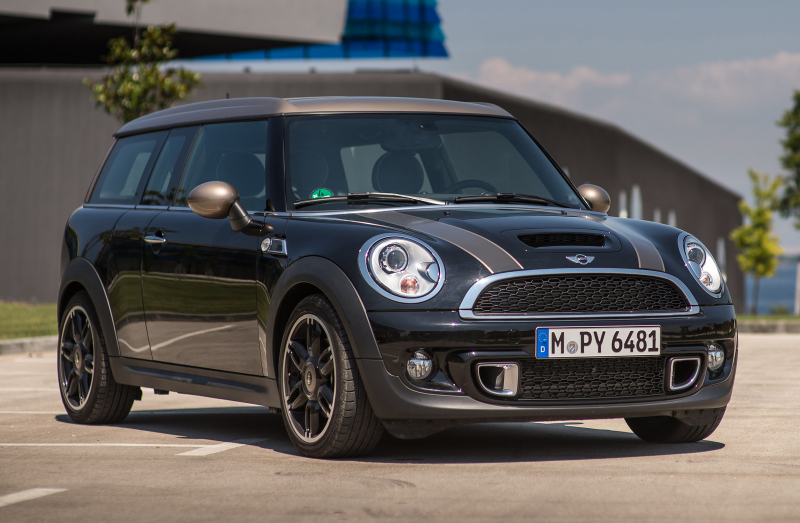 Home / Research / MINI / Cooper Clubman / 2014