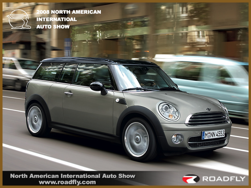 Mini Cooper Clubman photos: