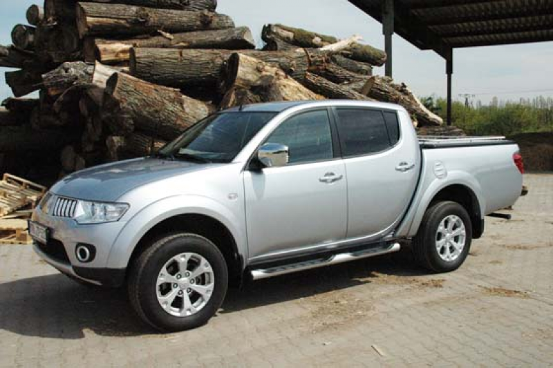 ... pickup truck functionalities of the highly-acclaimed Triton