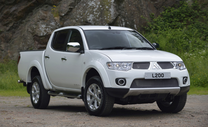 ... Mitsubishi L200 Pickup Due this Fall Mitsubishi Evo to Live On in 2015