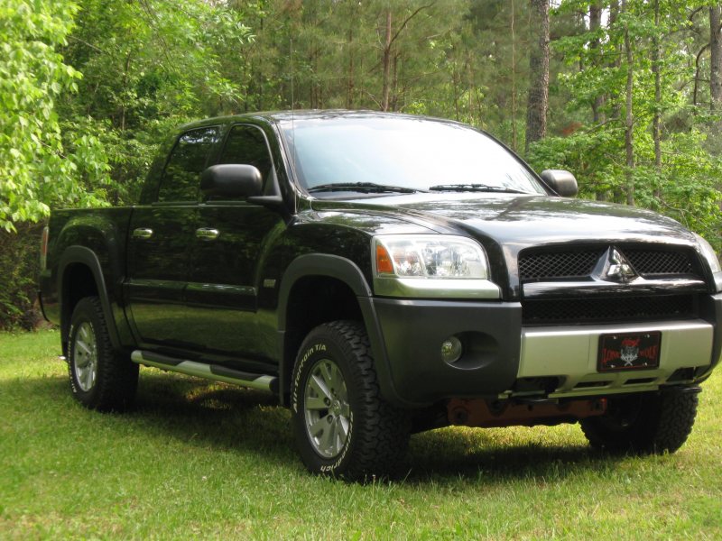 Another lithiacb 2006 Mitsubishi Raider Double Cab post...