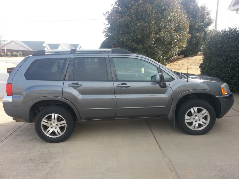 Picture of 2004 Mitsubishi Endeavor XLS AWD, exterior