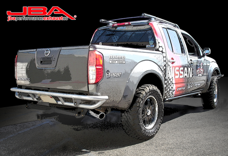 Featured Product :: Nissan Frontier Headers & Exhaust Systems