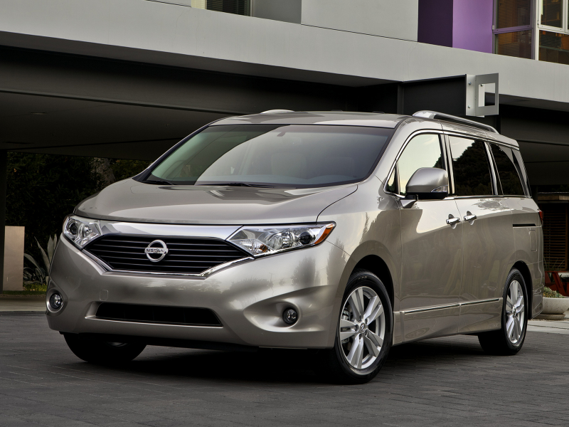 Home / Research / Nissan / Quest / 2013