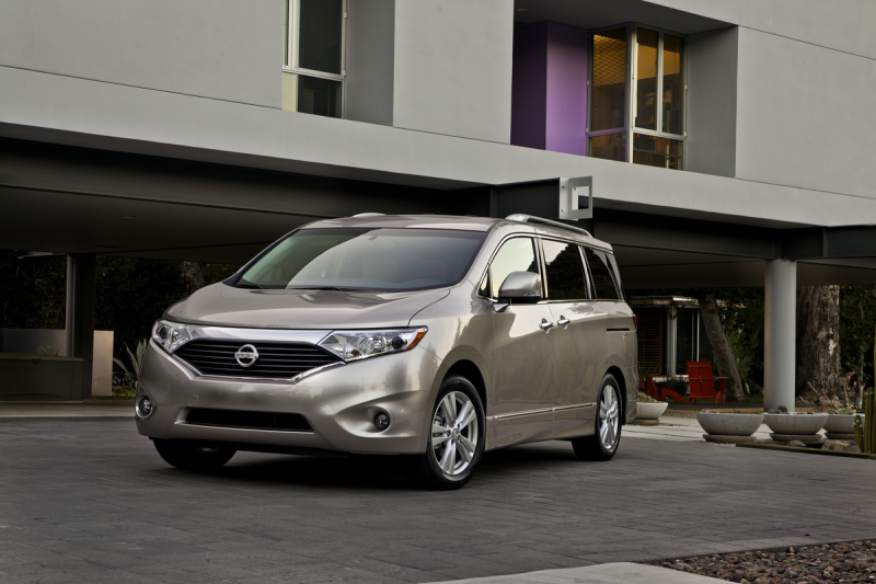 2013 Nissan Quest Continues to Celebrate Family Life with Wide Range ...
