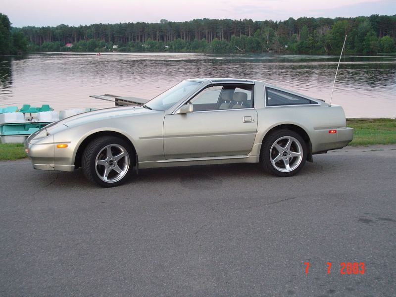 Picture of 1988 Nissan 300ZX, exterior