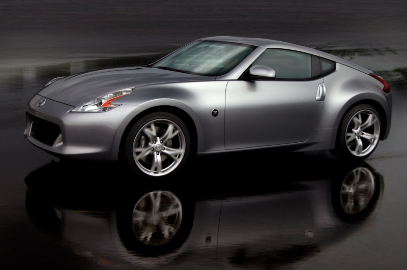 2009 Nissan 370Z Officially Puts out 332 HP
