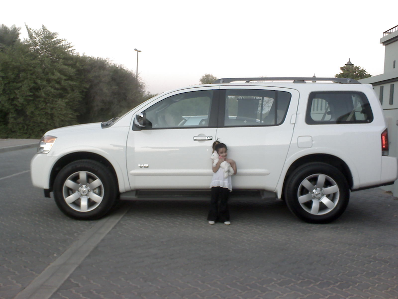 Picture of 2008 Nissan Armada LE 4WD