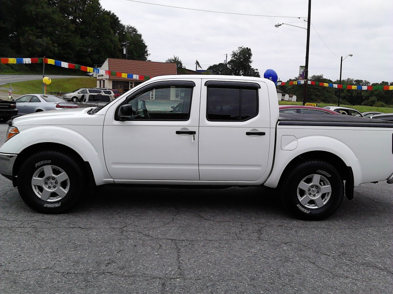 Picture of 2006 Nissan Frontier SE Crew Cab 4WD SB w/manual, exterior
