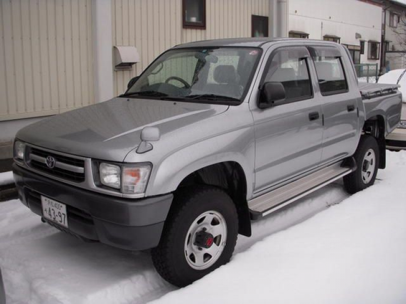 2004 Toyota Hilux PICK UP Photos