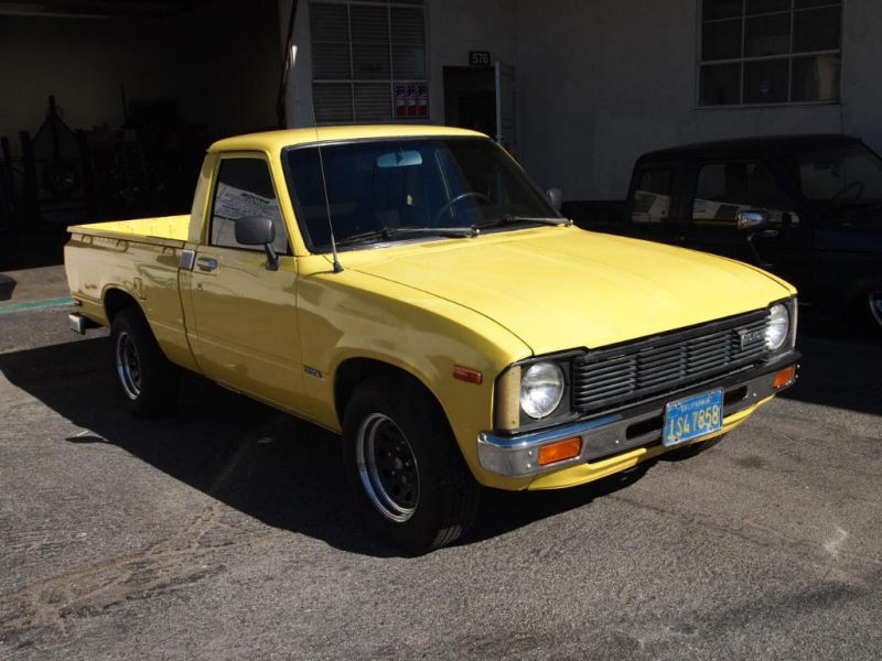1979 Toyota pick up 2WD