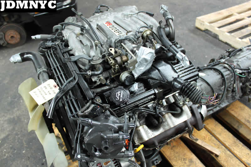 JDM 3VZ-E ENGINE WITH AUTOMATIC TRANSMISSION