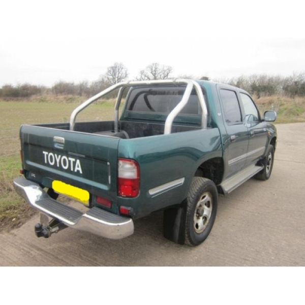2001/ Toyota Hilux DOUBLE CAB PICK UP TD GX 2.5 Green