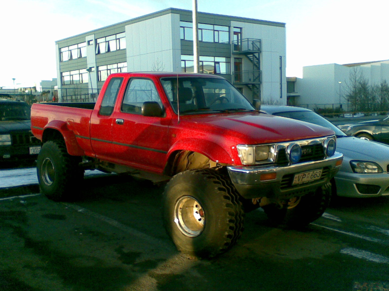 Picture of 1991 Toyota Hilux, exterior