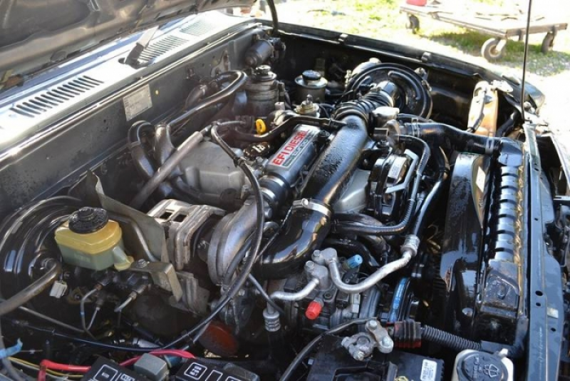 JDM Hilux Turbo Diesel Long Block 2L-TE (Toyota Hilux) 2.4L for sale ...