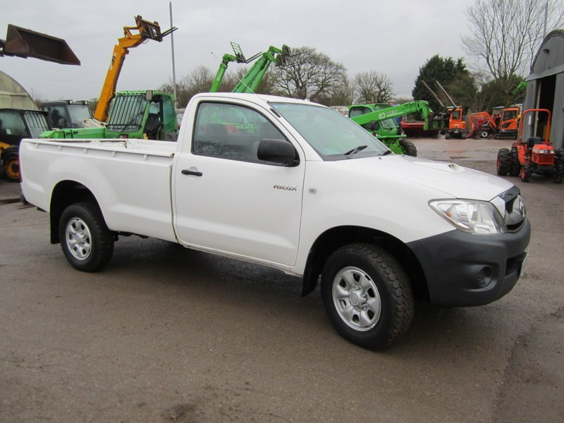 Toyota Hilux Single Cab Pick Up