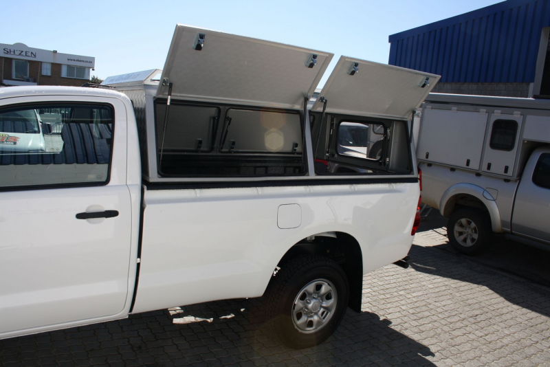 Toyota Hilux +2011 Single cab Pickup Canopy (1)