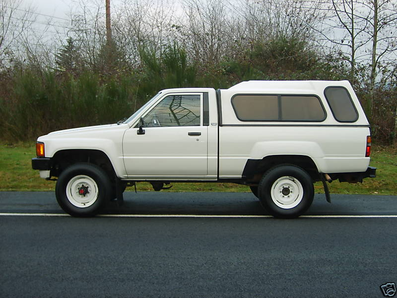 1985 Toyota 4×4 Pickup For Sale on Ebay