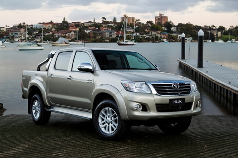 ... 2011 1:29 am Rob Fraser Reviews , Toyota , Utes & Dual Cabs 2 comments