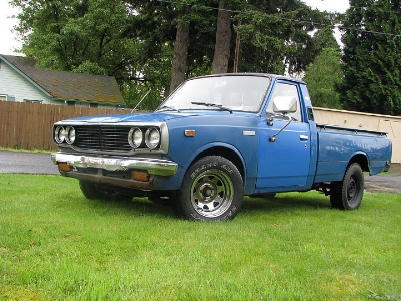 Another 400DollarPhil 1978 Toyota HiLux post...