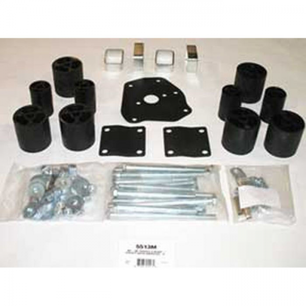 "... Toyota 4-Runner 4wd/2wd - Performance Accessories 3"" Body Lift Kit"