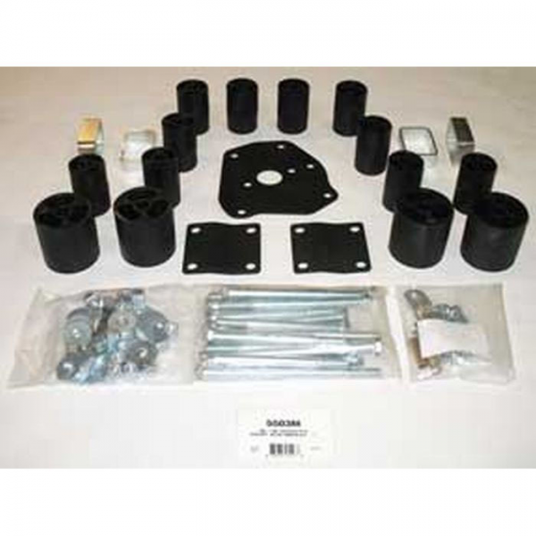 "... 1995 Toyota Pickup 4wd/2wd - Performance Accessories 3"" Body Lift Kit"