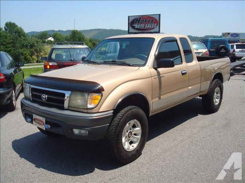 1999 Toyota Tacoma for sale in Taylorsville, North Carolina