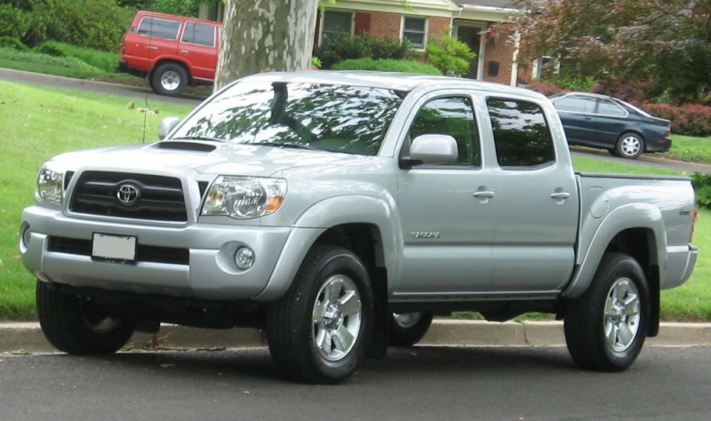 used toyota tacoma pickup trucks for sale by owner1