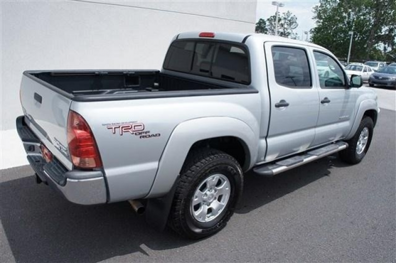 used 2007 toyota tacoma pre runner v6 dbl cab stk 3860068a the toyota ...