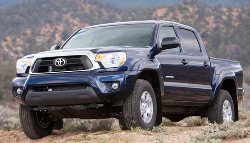 used toyota tacoma sr5 4×4 pickup truck review and online sales