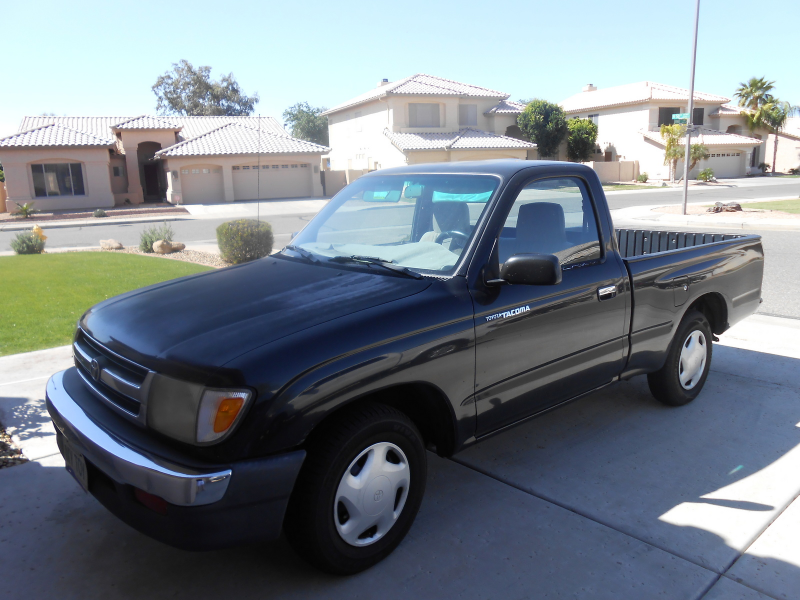The 1998 Toyota Tacoma saw a number of changes, including the addition ...