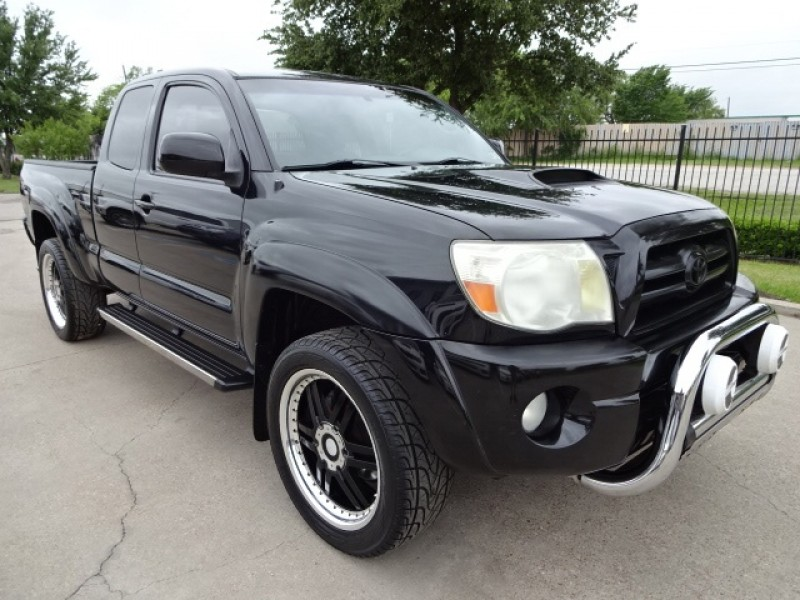 2006 Toyota Tacoma PreRunner V6 4dr Access Cab SB w/manual Used Cars ...