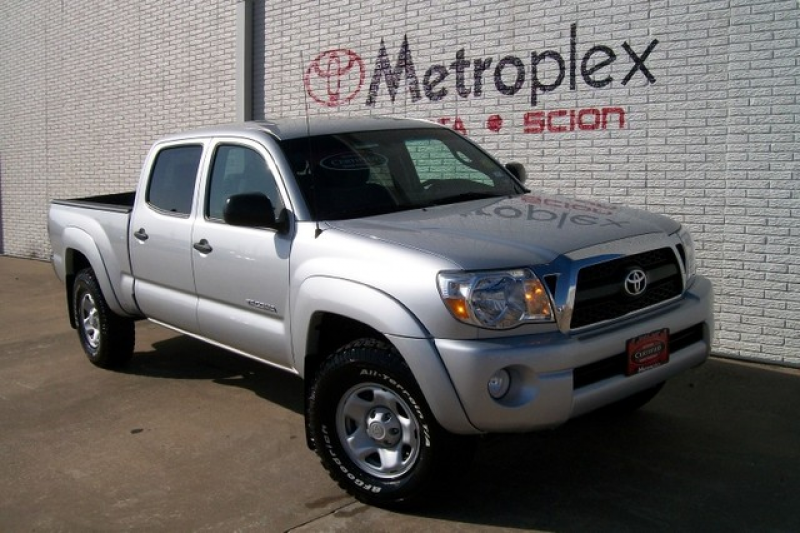 Toyota Tacoma Crew Cab Long in Dallas for sale. 2011 Toyota Tacoma ...
