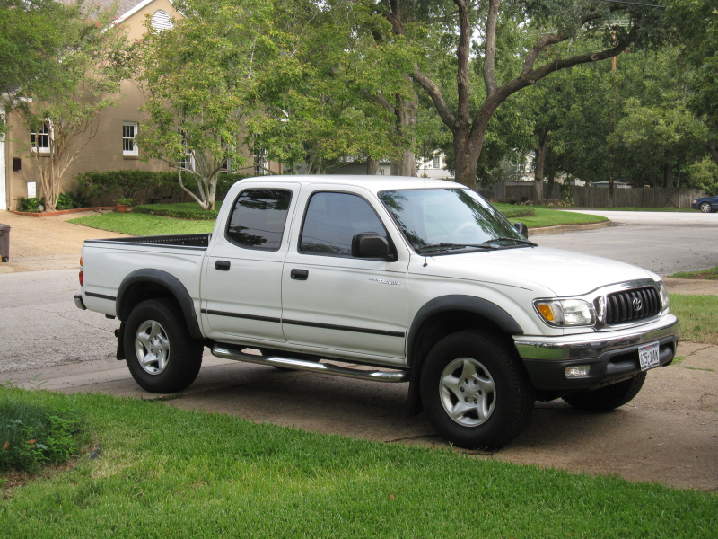 Picture of 2002 Toyota Tacoma 4 Dr Prerunner V6 Crew Cab SB, exterior