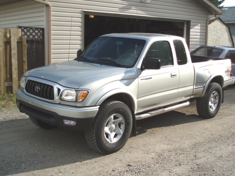 Home / Research / Toyota / Tacoma / 2002