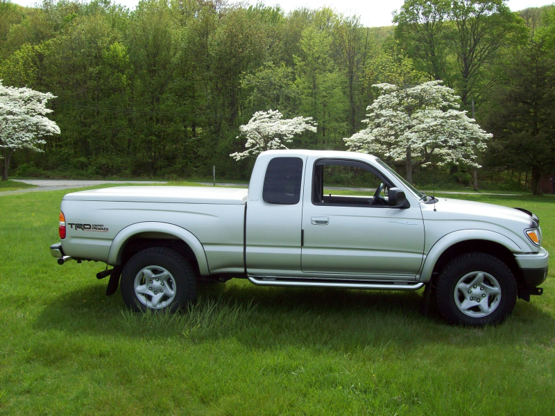 Picture of 2002 Toyota Tacoma 2 Dr STD 4WD Extended Cab lB, exterior