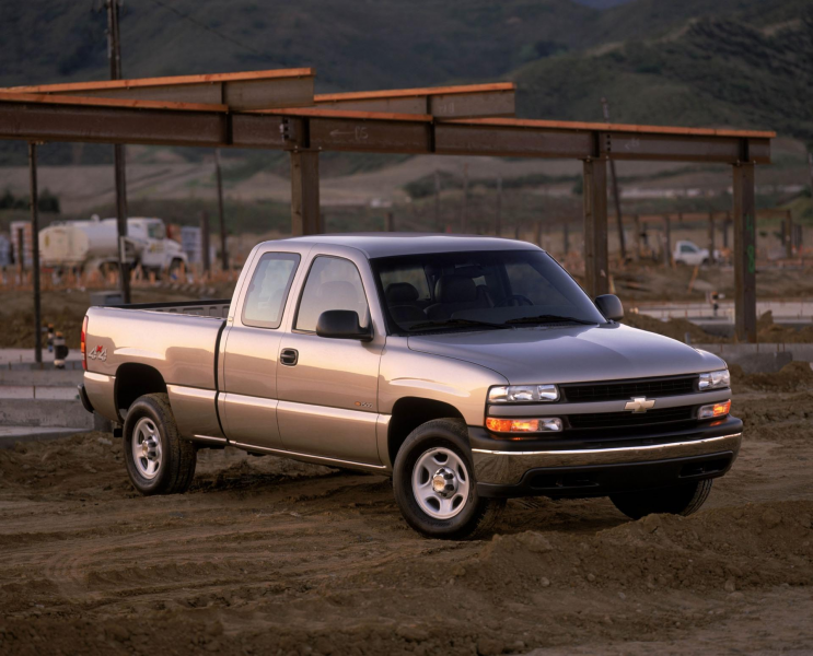 Used Silverado Everett